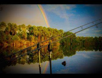 Rainbow Lake in het najaar – Steve Briggs