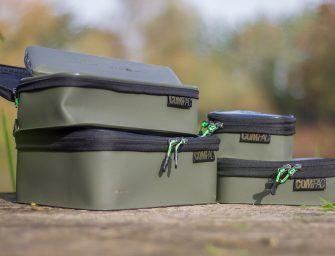 KWO Fieldtest: Korda Compac luggage