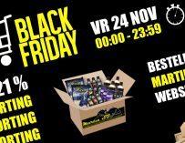 Black Friday: Weg met de BTW bij Martin SB