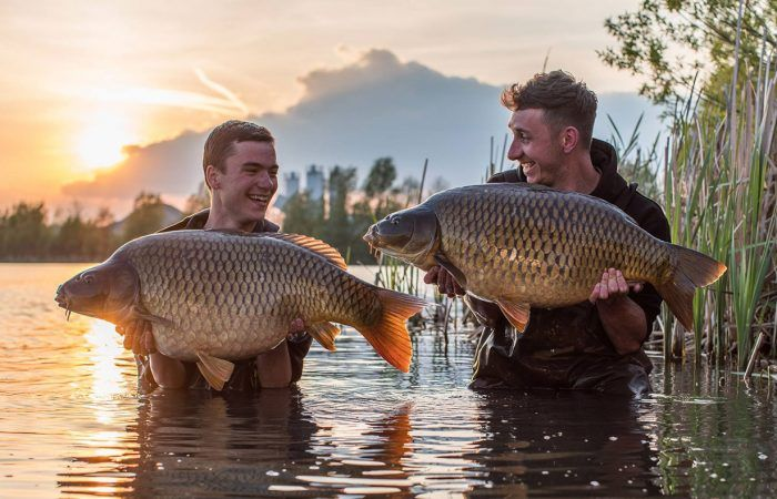 The Social 2 – Karpervissen in Oostenrijk met de boys van Nash