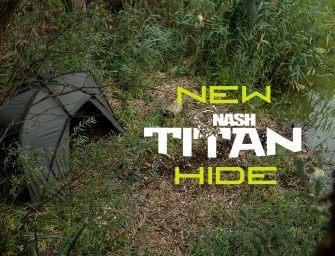XL Fieldtest – de Nash Titan Hide
