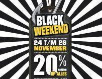 Dit weekend: 20% korting bij Raven Hengelsport