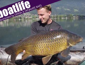 Bootvissen in de Alpen met Mathis Korn