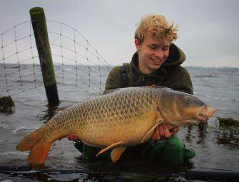 Vissen op groot water met Dutchcarpanglers