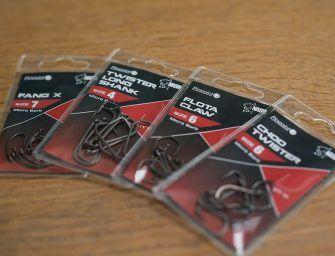 Scherp, scherper, scherpst: de nieuwe Pinpoint haken van Nash