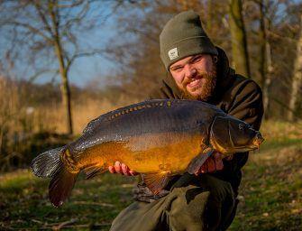 Topvideo: Wintervissen met Freek Elbers