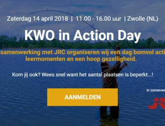 Kom naar de eerste KWO in Action Day op zaterdag 14 april 2018!
