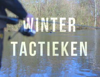 Topvideo: Succesvol wintervissen met Willem Kwinten