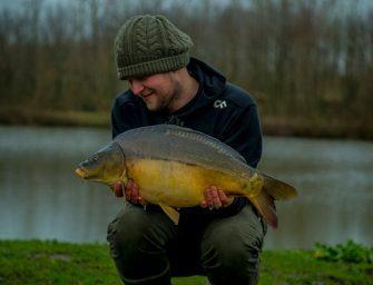 Karpervissen in de winter met Frank Avezaat