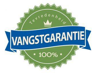 Upcoming: 'Vangstgarantie' bij Tackleshop.nl