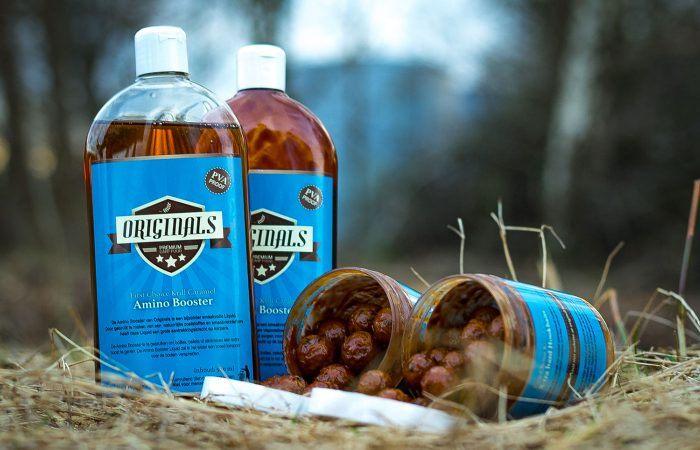 Nieuw: de First Choice Krill Caramel van Originals
