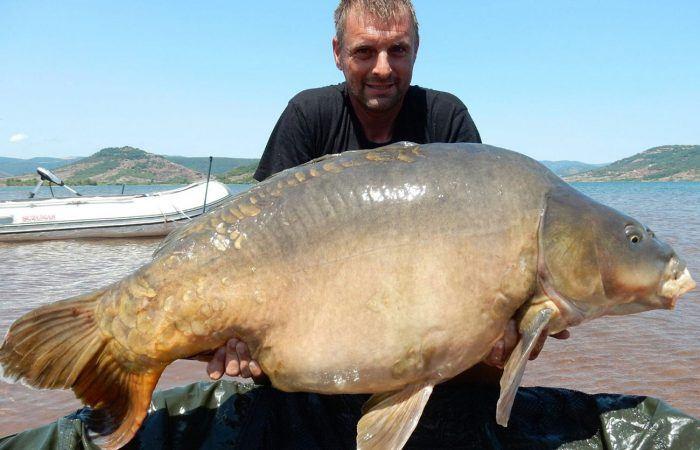 Supersessie opSalagou– 31 kg Monsterspiegel
