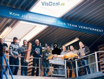 Vacature: Visdeal.nl zoekt een Duitse klantenservice medewerker