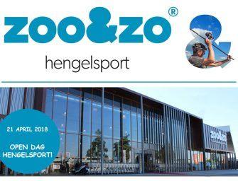 Kom deze zaterdag (21 april) naar de OPEN DAG van ZOO&ZO Hengelsport!