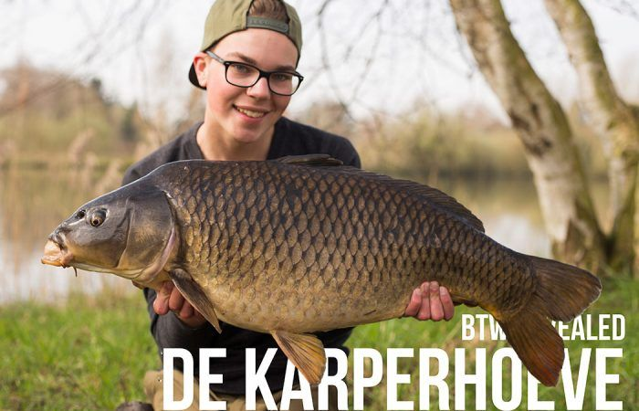 BTW Revealed: Timmy's Lake van The Carp Specialist