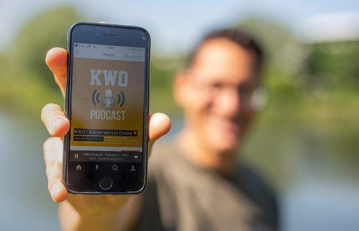 KWO Podcast: zo beluister je ze!
