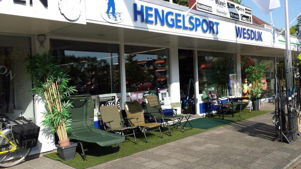 Complete karpersets van topmerken bij Hengelsport Wesdijk + WINACTIE