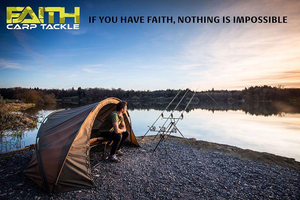 Faith Carp Tackle – Hét merk om in de gaten te houden!