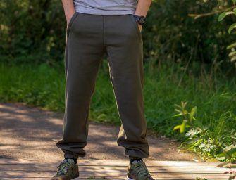 NIEUW: KWO Slim Fit Joggingbroek