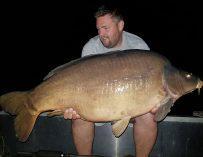 RIVIERKANON: 33,8kg spiegel van De Lot voor Erik Bijlhout