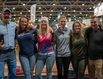 Fotoverslag van de eerste dag van de Hengelsportbeurs Utrecht