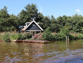Ga op visvakantie in de Europese Natuur met Natuurhuisje.nl