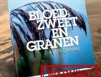 Waarschuwing: Het nieuwe boek van Alijn Danau leidt tot slaaptekort!