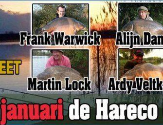 Deze zaterdag: Hareco's Carp Show – BE THERE!