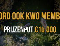 KWO 20 jaar – MEGA ACTIE – €10.000 prijzenpot
