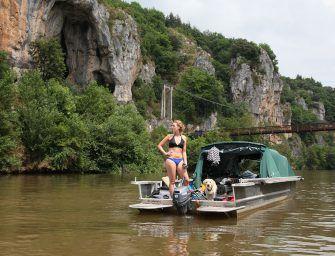 Bootvissen bij Lot Experience nog luxer met de nieuwe XXL boot!