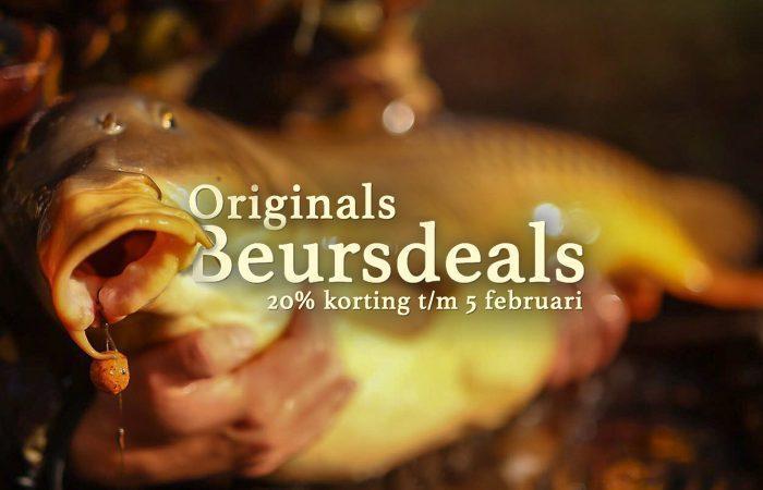 Originals beursdeals: 20% korting op ALLES!
