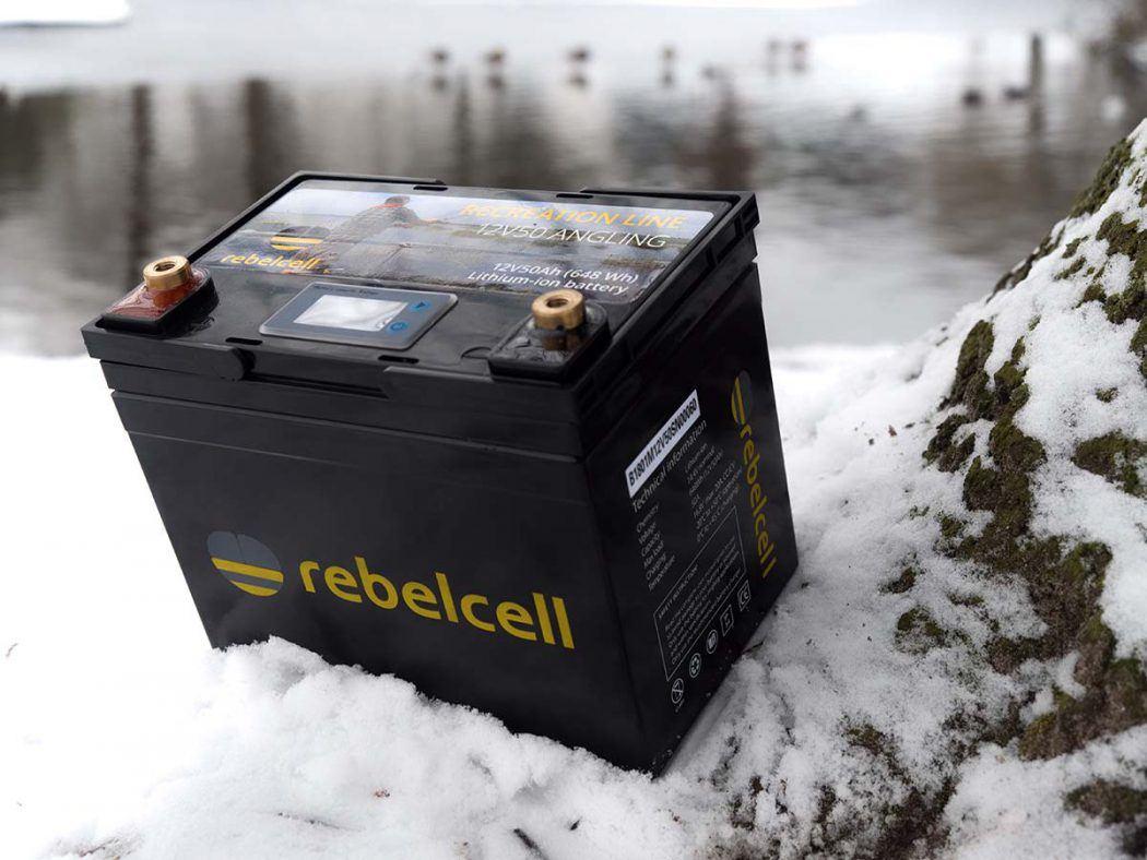 Rebelcell hot carp deals header