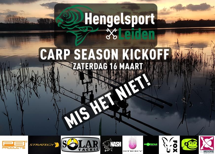 Hengelsport Leiden – Seizoenskickoff – 2019