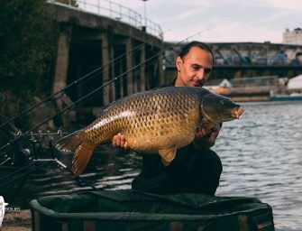 Topvideo: Extreme riviervisserij in RUNNING WATER #6