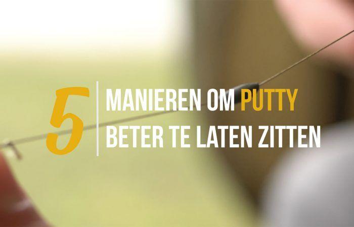 5 manieren om Putty beter te laten zitten – KWO How To