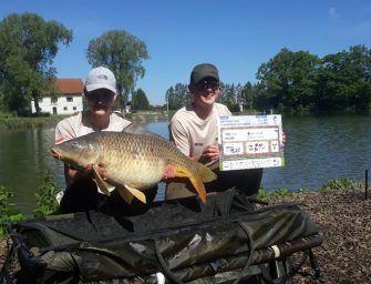 De European Carp Championship for Juniors op Lake Katlov!
