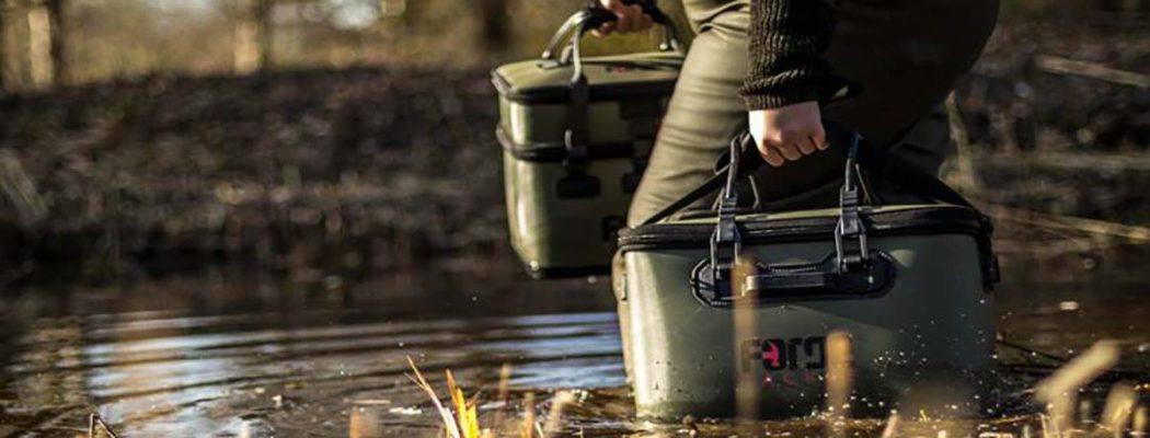 Nieuwe producten van een nieuw merk: Forge Tackle – scoor KWO korting!