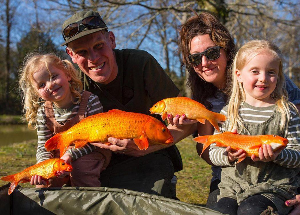 Alan Blair Family Fishing 1