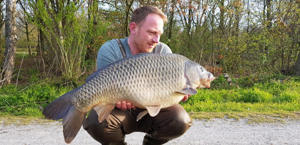 Karpervissen Dominic Schaafsma Nederlands Openbaar Groot water 3