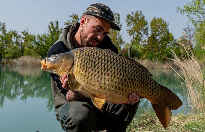 PUUR #3 – Karpervissen in Frankrijk met Bas van der Werff