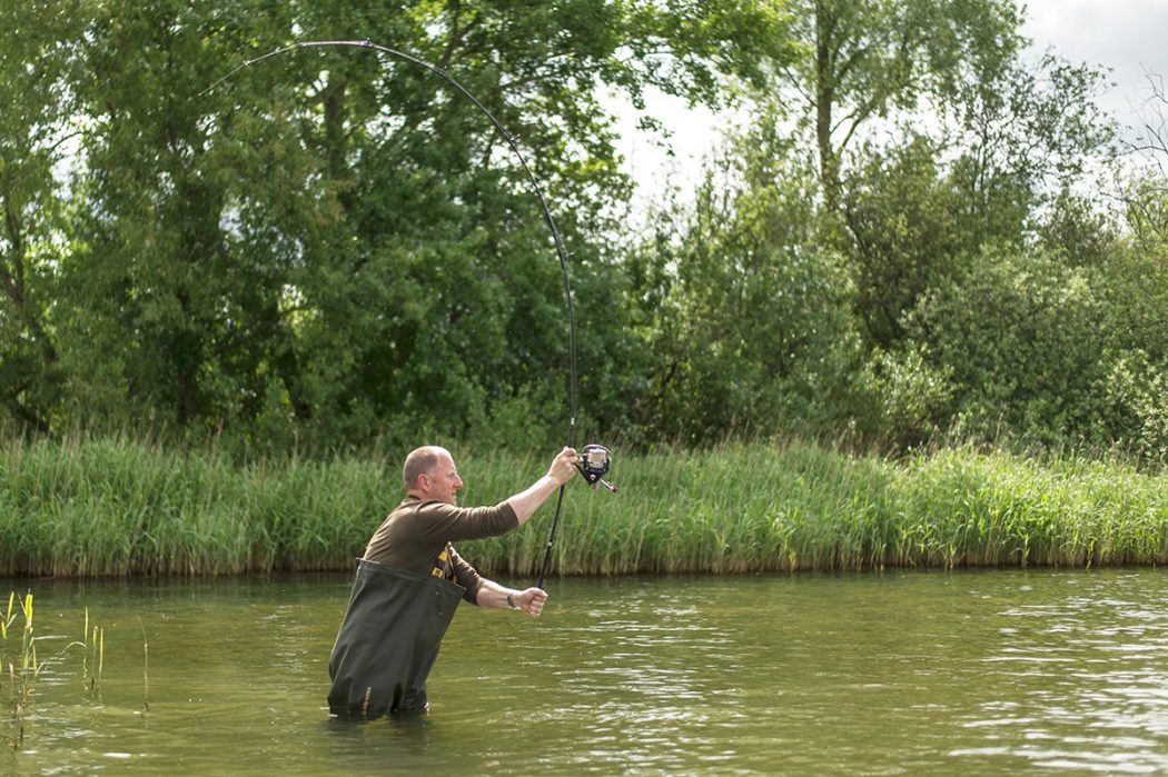 KWO Fieldtest: PB Products Royal Class 10 ft hengels