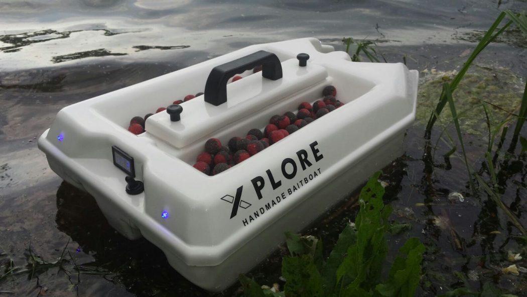 Xplore Baitboat: betrouwbaar, compact en compleet met opties