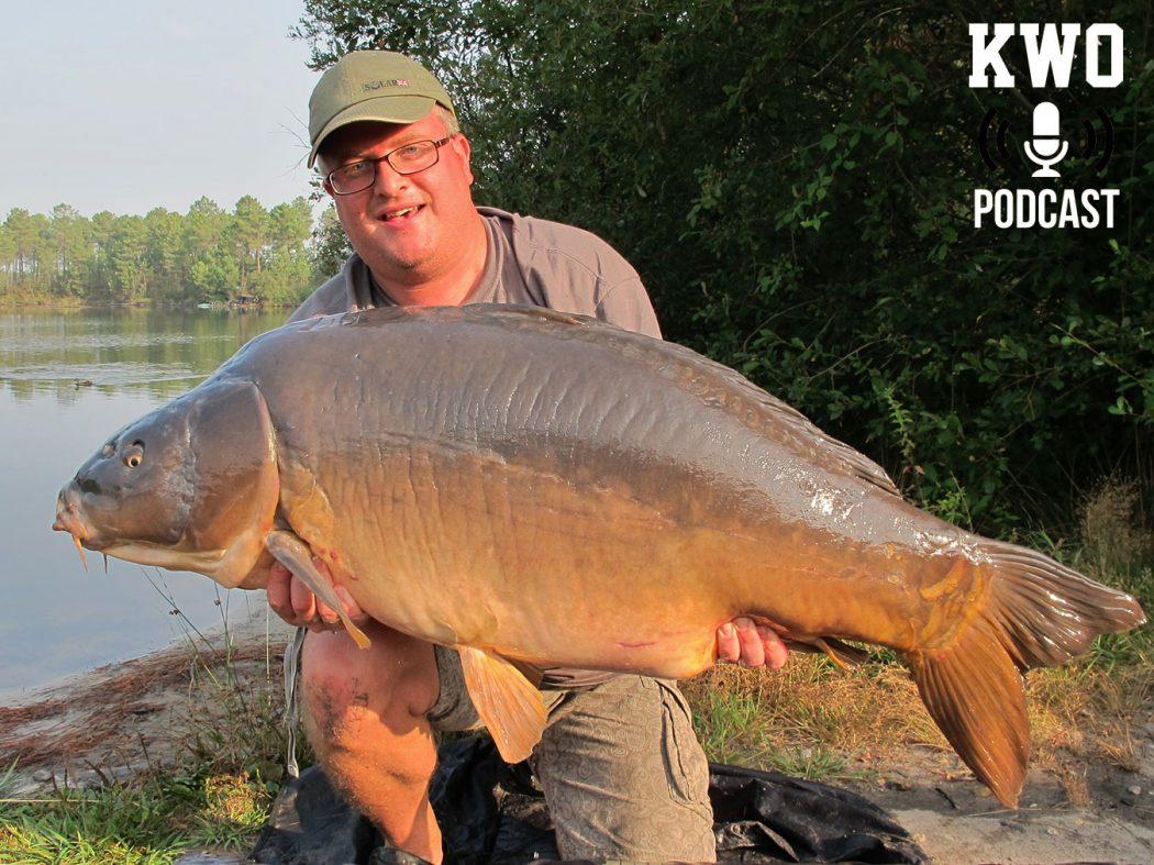 KWO Podcast #18   Dennis de Wilde over zijn Rainbow visserij en werken in de hengelsport