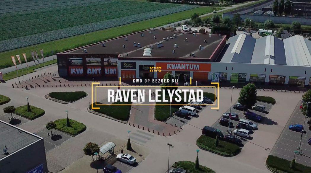 KWO op bezoek bij Raven Lelystad – XXL Karperstore