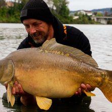 Fotodump: Dimitri Degezelle vist op Fishery Steffan
