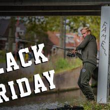 BLACK FRIDAY: Scoor vette korting op nieuwe items in de Karperwereldshop!