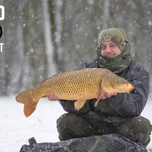 KWO Podcast #23 – Ricardo Koster over wintervissen, werken in de hengelsport en meer!