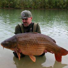 Fish of a Lifetime – De gigantische schub van Gideon van der Peijl