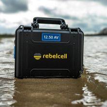 Een halfjaar vissen met de Rebelcell Outdoorbox 12.50 AV – KWO XXL Fieldtest – Pim Grootnibbelink