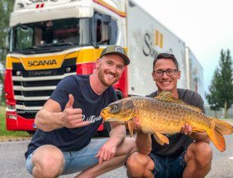 12 Provincies Challenge #3 – Vissen vanuit de vrachtwagen in Noord-Holland – Michiel Pilaar